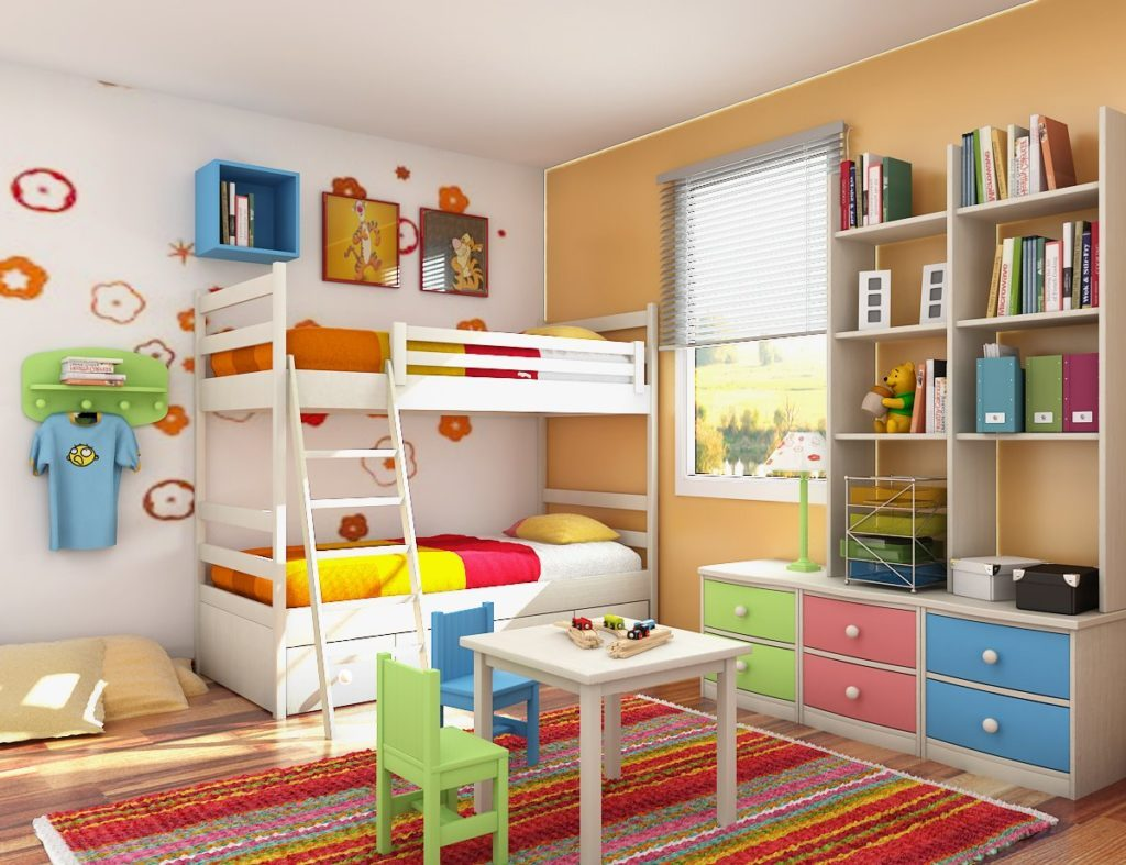 Designing Your Child's Room